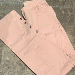Vintage Together Size 10 pink 12 inch rise pant